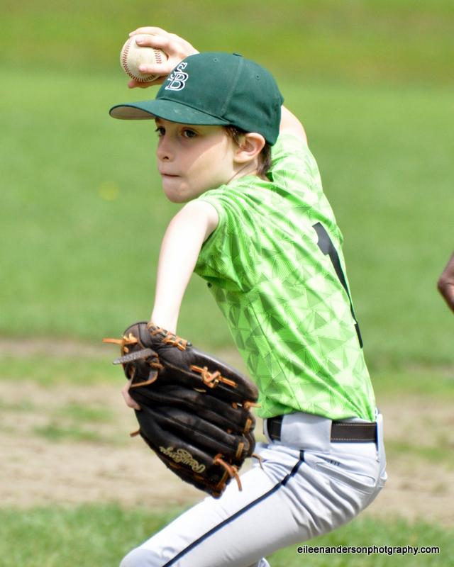 Bailey Baseball Pitch