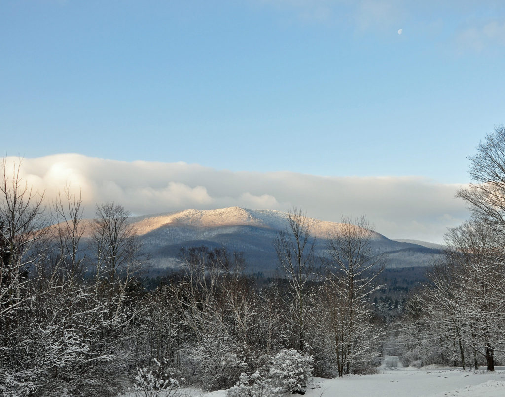 Mountain in Vermont