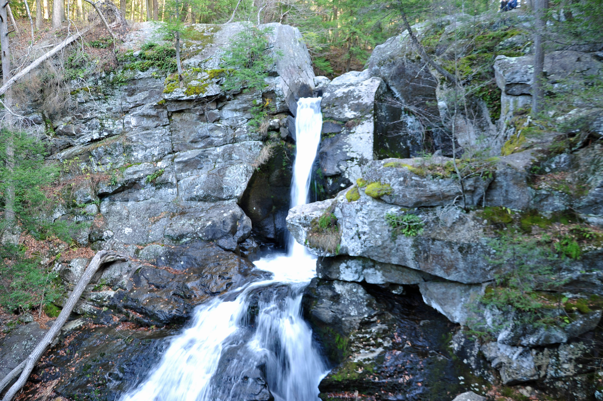Kent Falls State Park, Waterfalls, CT Landscape Photography