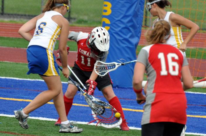 Lacrosse Conard vs Brookfields SPORTS PHOTOGRAPHY