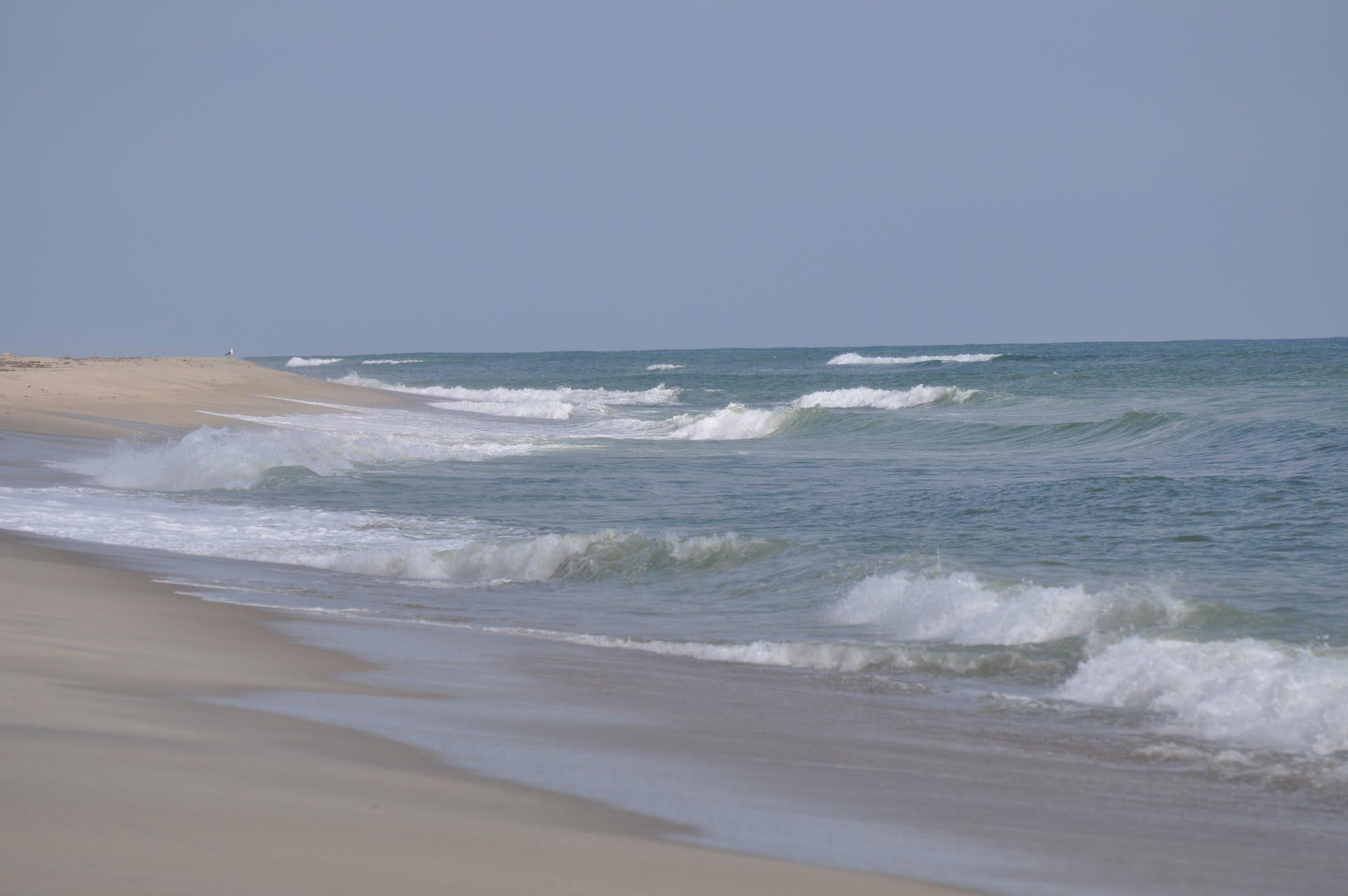 Ocean, Seascape, Landscape