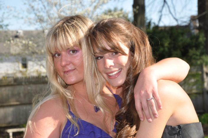 My Girls, Kristin & Sarah