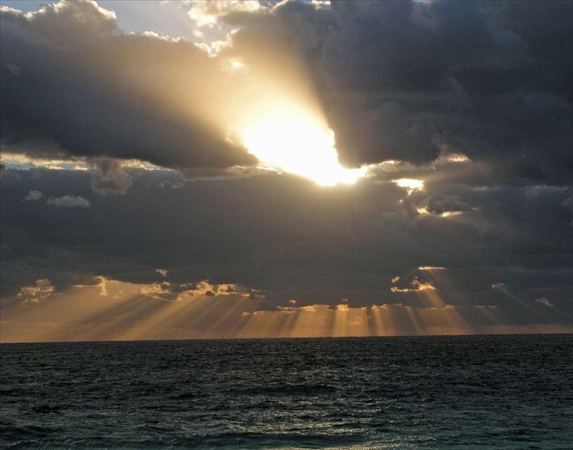 Sunset Cancun